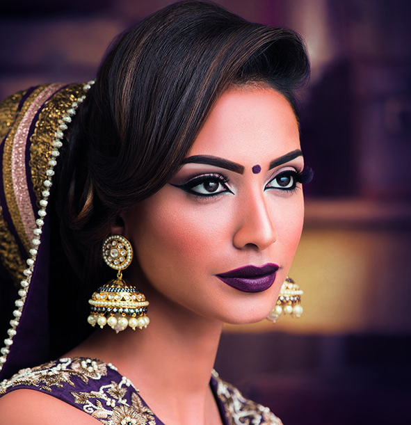 2 Week Combined IMA Foundation Course Including European & Asian Bridal Make-up Course