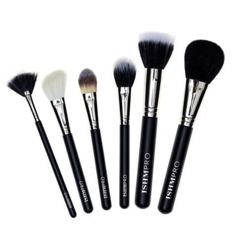 The Professional Skin Perfecting Brush Set (6)