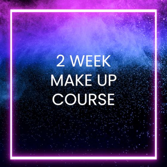 2 Week Makeup Course