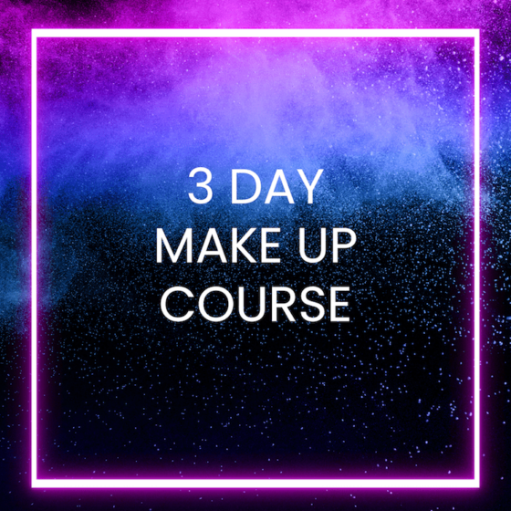 3 Day Makeup Course